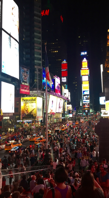 City guide top 10 things to do in new york city 86th for Times square new york things to do